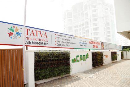 School Premises - Tatva Pre-Schools in Pune Wakad and Balewadi