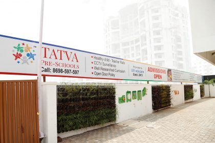 School Premises - Tatva Pre-Schools in Pune Wakad and Balewadi